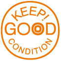 KEEP GOOD CONDITION